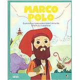 Carte Editura Litera, Micii eroi. Marco Polo