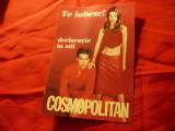 Ilustrata Reclama la Publicatia Cosmopolitan Romania