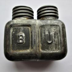 Bidonas Militar de Ulei, pentru curatat arma din dotare