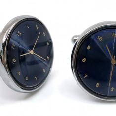 Butoni Azure Clock by Borealy