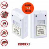Cumpara ieftin OFERTA 1 + 1 GRATIS Riddex Plus Aparat anti rozatoare si insecte
