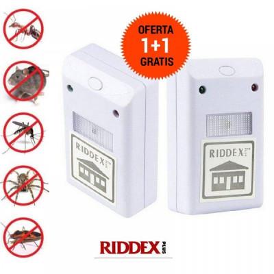 OFERTA 1 + 1 GRATIS Riddex Plus Aparat anti rozatoare si insecte foto