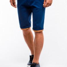 Pantaloni scurti barbati - W150-albastru-inchis, L, M, S, XL, XXL