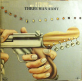 THREE MAN ARMY (GURVITZ BR.) - A THIRD OF A LIFETIME, 1970