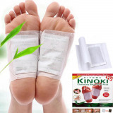 Plasturi detoxifiere pentru picioare Kinoki 5 perechi/set