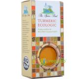 Condiment-Turmeric Macinat Ecologic/ Bio( Longevita) 40g