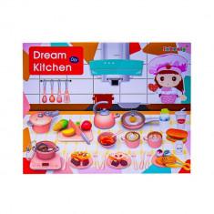 Set jucarii ustensile bucatarie Dream Kitchen