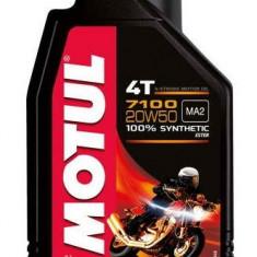 Motul ulei motor scuter moto 7100 4T 20W50 1L