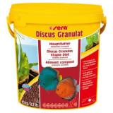 Sera Discus Granules, 10L, 4,2kg, 309, Hrana discusi granule