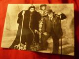 Fotografie- Carte Postala - din filmul Ivan cel Groaznic dir. M.Eisenstein