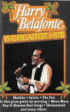 Caseta Harry Belafonte ‎– 15 Greatest Hits, originala
