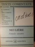 FEMEILE SAVANTE - MOLIERE