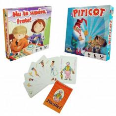 Pachet promo 3 jocuri Nu te supara, frate + Comoara lui Piticot + Pacalici