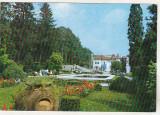 bnk cp Govora - Vedere din parc - circulata
