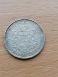 200 lei 1942 Regele Mihai, Argint