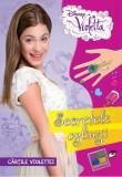 Disney. Violetta. Cărțile Violettei. Secretele oglinzii