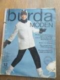 Cumpara ieftin Revista Burda, Nr 12/1965 / Tipar