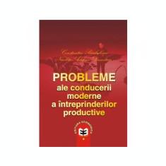 Probleme ale conducerii moderne a intreprinderilor productive - Constantin Barbulescu, Nicoleta Adelina Dumitriu