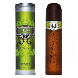 Cuba Green eau de Toilette pentru barbati 100 ml