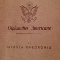 CULISELE DIPLOMATIEI AMERICANE SI LEGEA TAFT - HARTLEY - MIHNEA GHEORGHIU