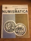 Studii si cercetari de numismatica IX 1989