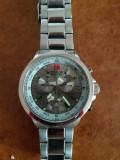 Ceas Swiss Military Hanowa quartz cronograf, stare impecabila