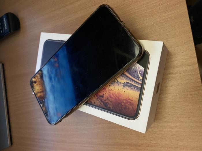 Vand IPhone XS Max, Gold, 256 GB