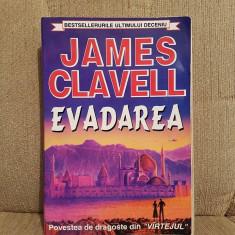 EVADAREA-JAMES CLAVELL