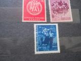 1951  lp 284  FESTIVALUL MONDIAL AL TINERETULUI BERLIN