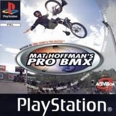 Joc PS1 Mat Hoffman's Pro Bmx