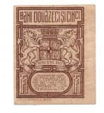 25 bani 1917, România