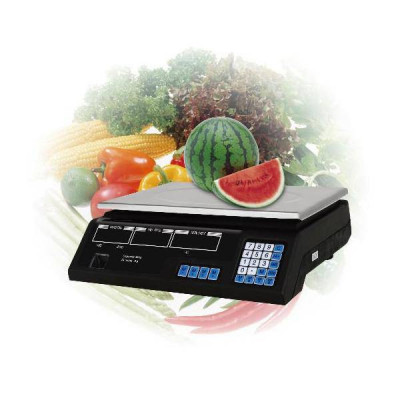 Cantar Electronic Digital cu Afisaj Verde 30Kg EC29661 foto