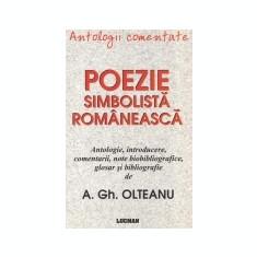 Poezie simbolistica romaneasca