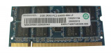 Cumpara ieftin Memorie Laptop 2GB DDR2 PC2 6400S 800Mhz Ramaxel