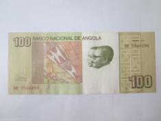 Angola 100 Kwanzas 2012 foto
