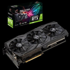 Placa video asus nvidia rog-strix-rtx2060-a6g-gaming graphics engine: nvidia geforce rtx