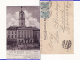 Cernauti ( Bucovina )- clasica, rara-edit. Leon Konig, Circulata, Printata