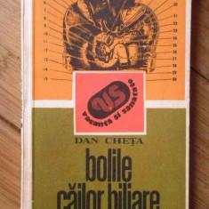 Bolile Cailor Biliare - Dan Cheta ,304483