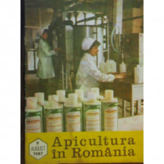 REVISTA APICULTURA IN ROMANIA NR.8/1987