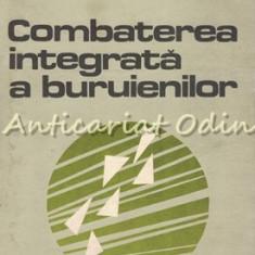 Combaterea Integrata A Buruienilor - Constantin Pintilie, George Petre