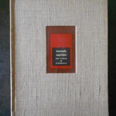 MUZEELE CAPITALEI. ARTE PLASTICE SI ETNOGRAFICE (1966, editie cartonata)