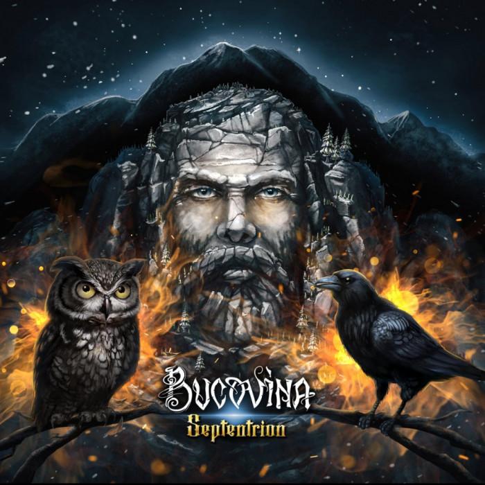 BUCOVINA (Romania) - Septentrion CD 2018 (Viking Metal)