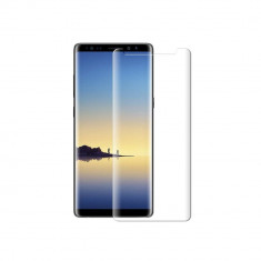 Folie Sticla Huawei Mate 20 Pro Flippy Full Glue Nano Water Transparent