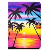 Husa Samsung Huawei Lenovo Tableta 10 inch Flip Cu Stand Multicolora
