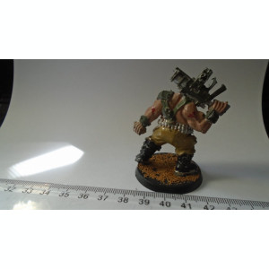 bnk jc Warhammer - figurina de metal - 60 mm