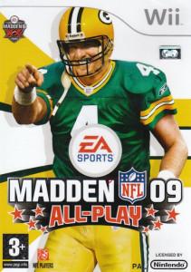 Wii joc MADDEN NFL 09 All Play Nintendo Wii, Wii mini,Wii U ca nou