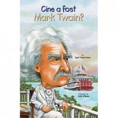 Cine a fost Mark Twain? | April Jones Prince