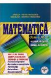 Matematica Cls 11 - Sinteze De Teorie, Exemple Rezolvate. Exercitii Si Probleme - Catalin-Petru Nico