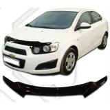 Deflector capota Chevrolet Aveo 2011-prezent