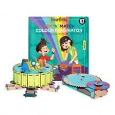 Joc inteligent - Generatorul de culori